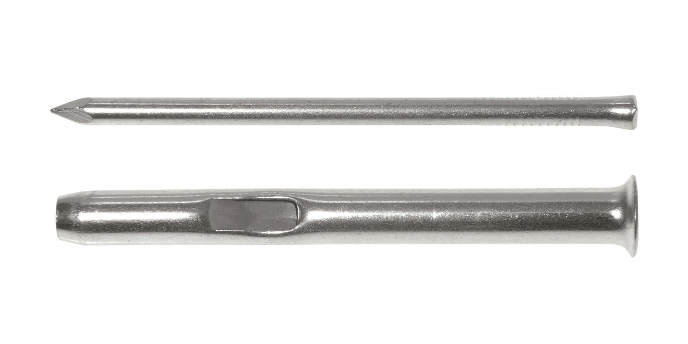 Gunnebo Z400539 Hemaspik FZB 50-pack 115 x 8 mm med krage