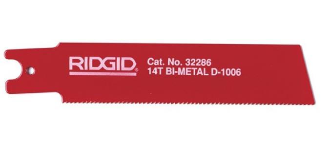 Ridgid D-1007 Tigersågblad 5-pack 200 mm