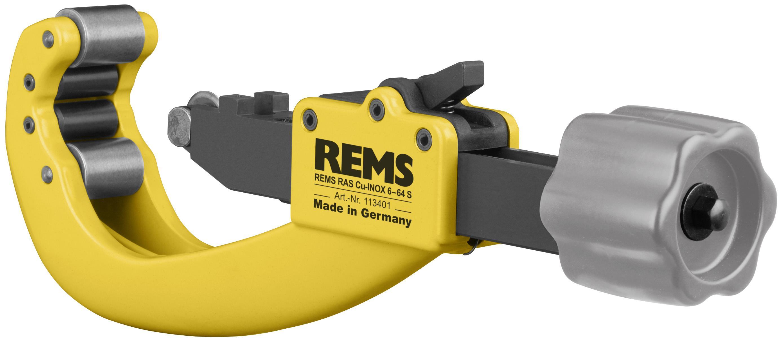 REMS RAS Cu-INOX S Röravskärare 8-64 mm