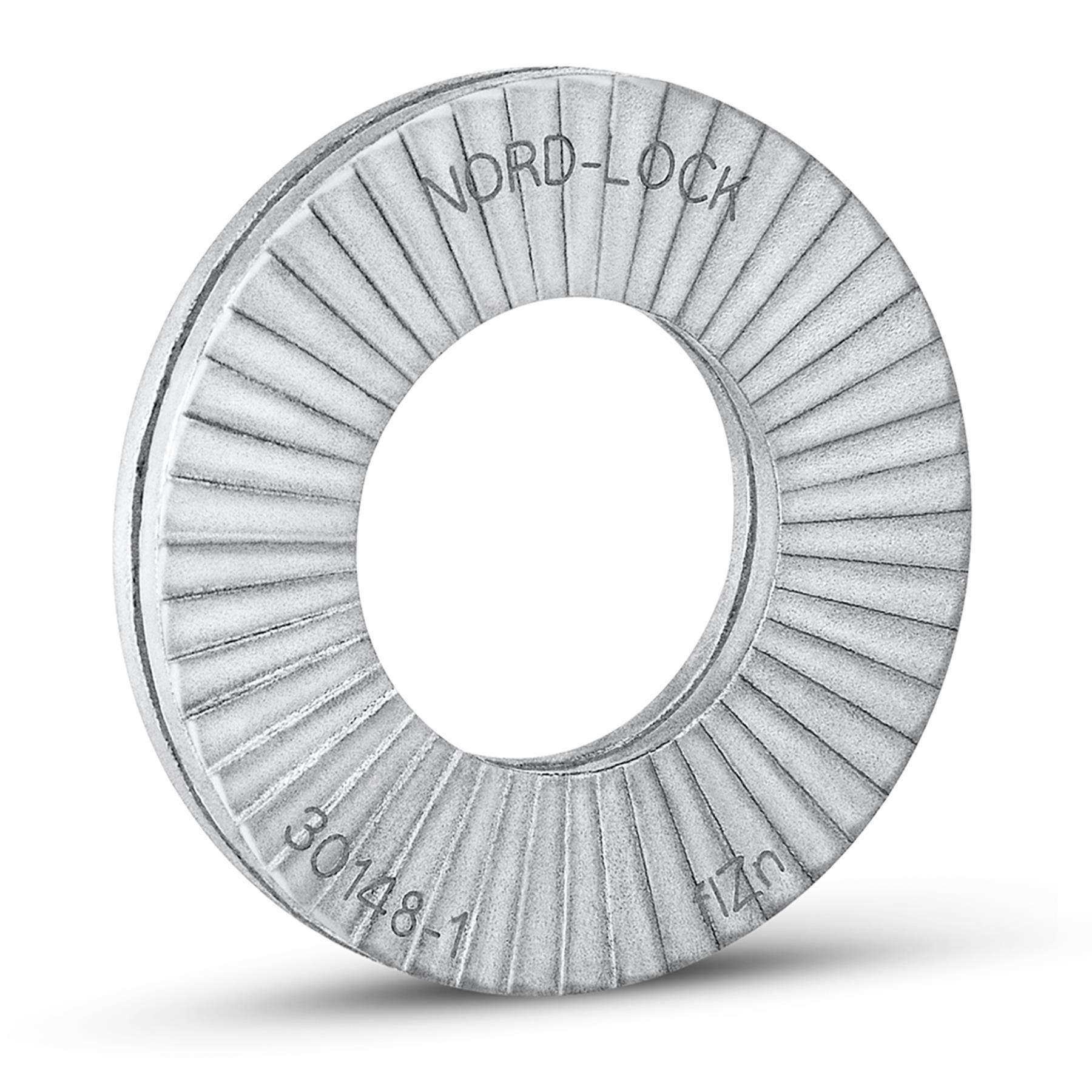 Nord-Lock NL48 Låsbricka ZINKFLAKE DIN 25201 496 x 75 x 7 mm 1-pack