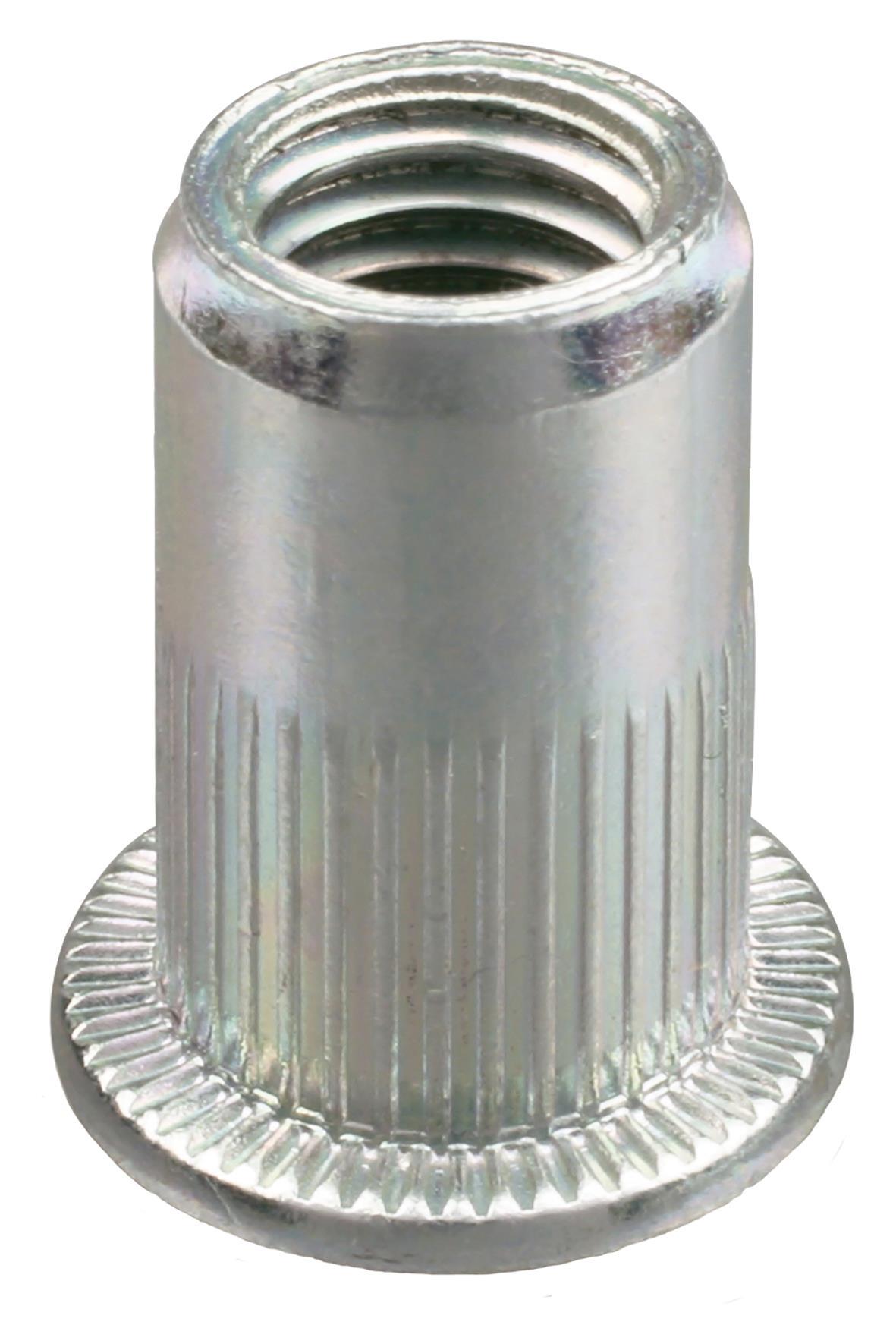 Ejot 460378 Blindnitmutter plant huvud öppen FTT/L M6 500-pack