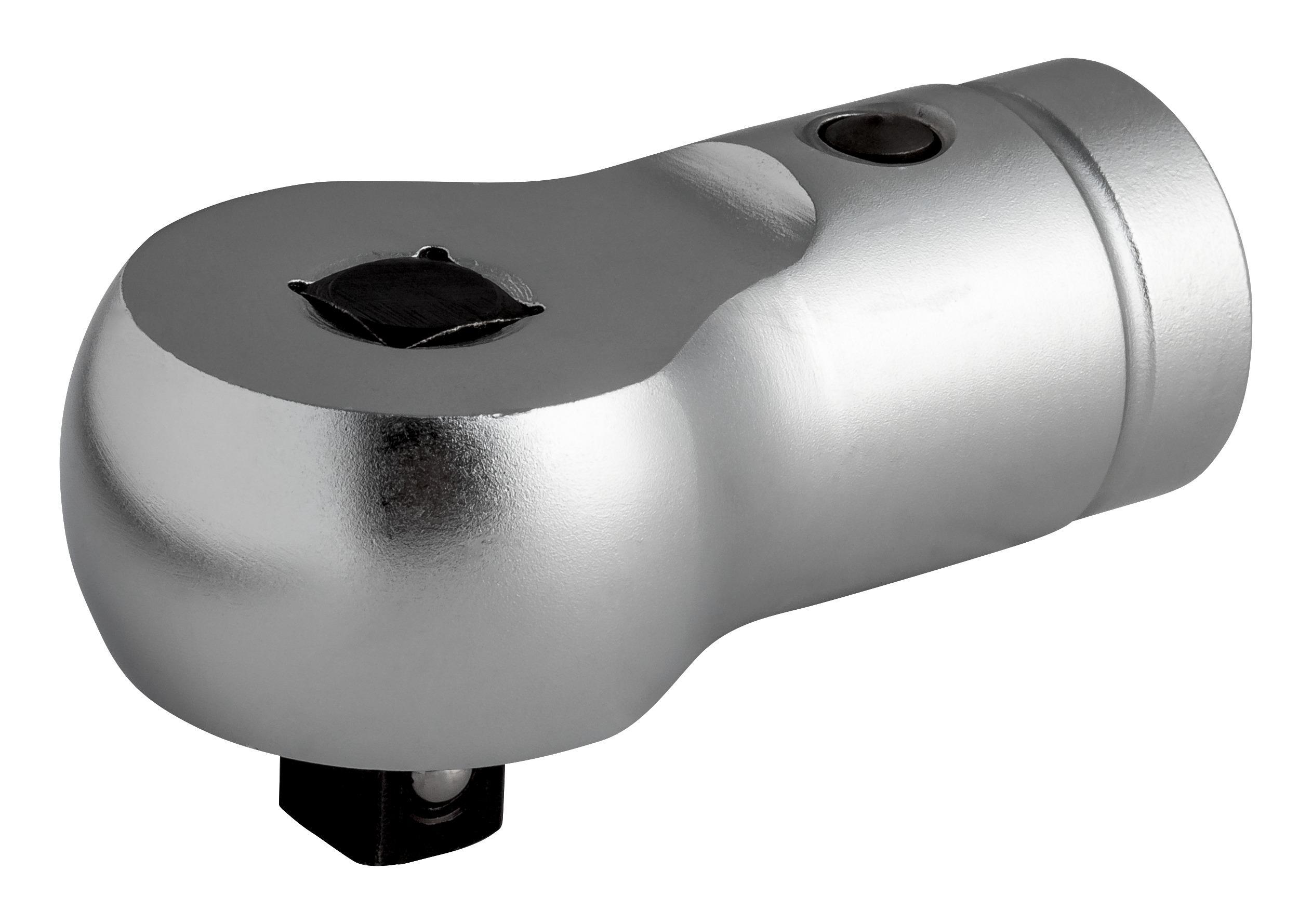 Bahco 16F-3/8 Spärrhuvud Fyrkantstapp 3/8 tum 160 Nm
