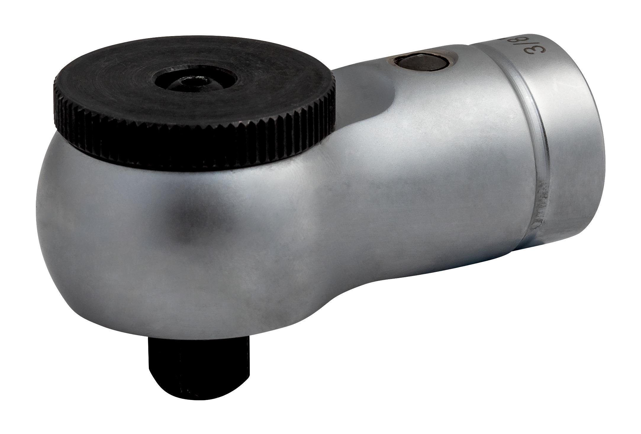 Bahco 16R-1/4 Spärrhuvud Fyrkantstapp 1/4 tum 20 Nm