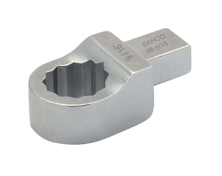Bahco 98-3/8 Ringnyckel 9×12-fäste Greppvidd: 3/8 tum