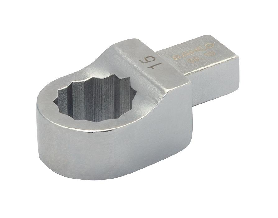 Bahco 98-7 Ringnyckel 9×12-fäste metrisk Greppvidd: 7 mm