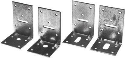 Joma 4220010 Vinkelbeslag ETA-10/0382 25 x 90 x 60 x 60 mm 50-pack P12/10