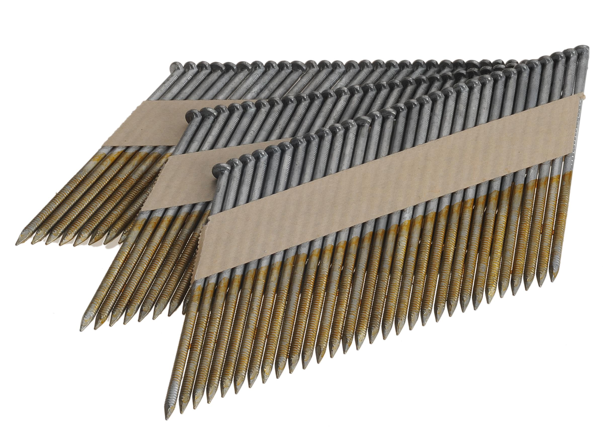 Aerfast AN40034 Objektspik VFZ 28 x 65 mm tätband. 34° 2500-pack