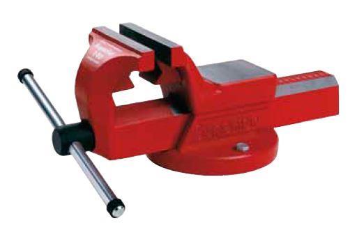 Ridgid Superior Skruvstycke 150 mm inbyggda rörkäftar
