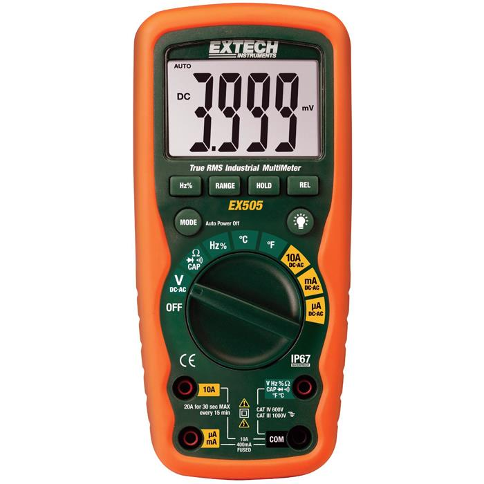 Extech EX505 Digital Multimeter