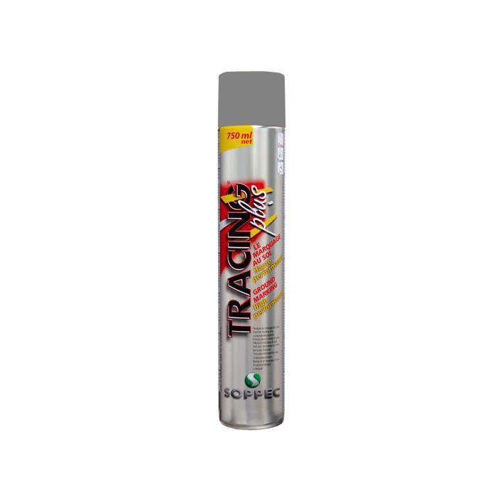 Soppec Tracing Plus Väglinjefärg 6-pack Grå