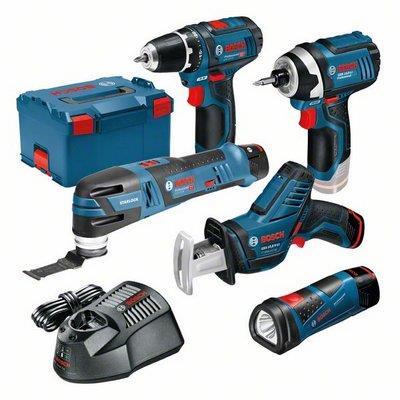 Bosch 12V Monsterkit 1 Työkalupaketti