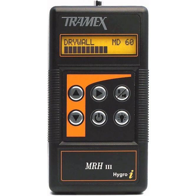 Tramex MRH III Fuktmätare utan tillbehör
