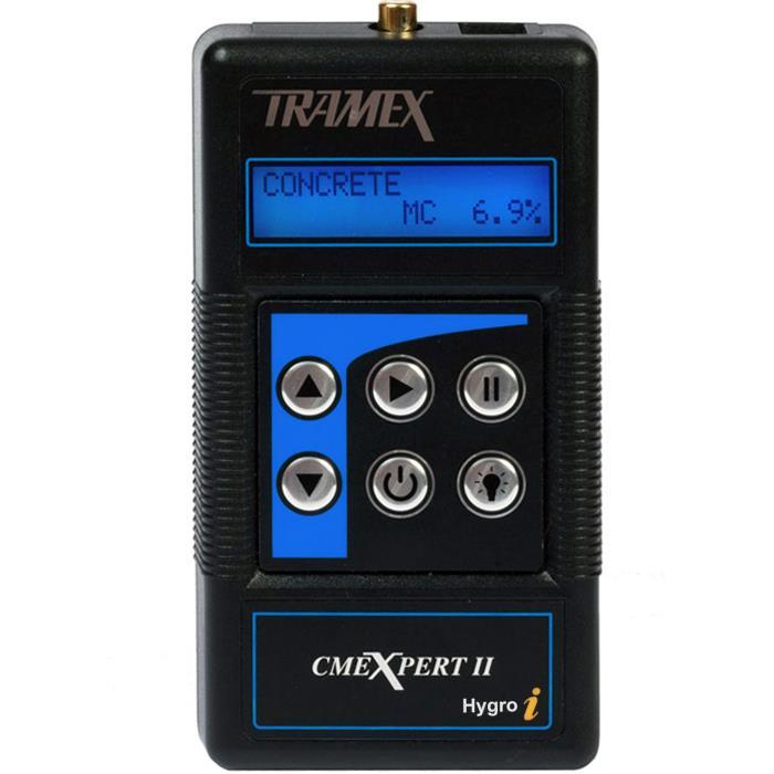Tramex CMEXpert II Fuktmätare utan tillbehör