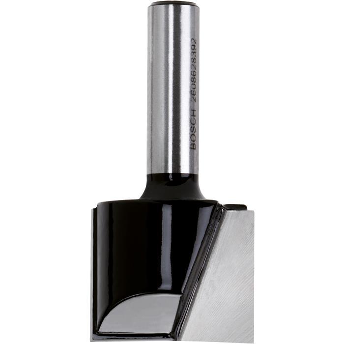 Bosch 2608628385 Notfräs tvåskärs 12 x 20 mm (Diameter x Längd)
