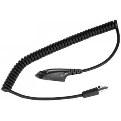 3M Peltor FL6U-32 FLEX-kabel till Motorola GP340 GP380 och GP328