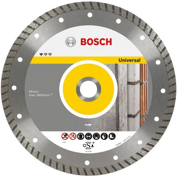 Bosch Standard for Universal Turbo Diamantkapskiva 125x2223mm 1-pack