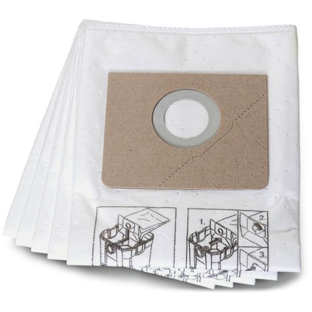 Fein 31345061010 Fiberfilterpåse 5-pack