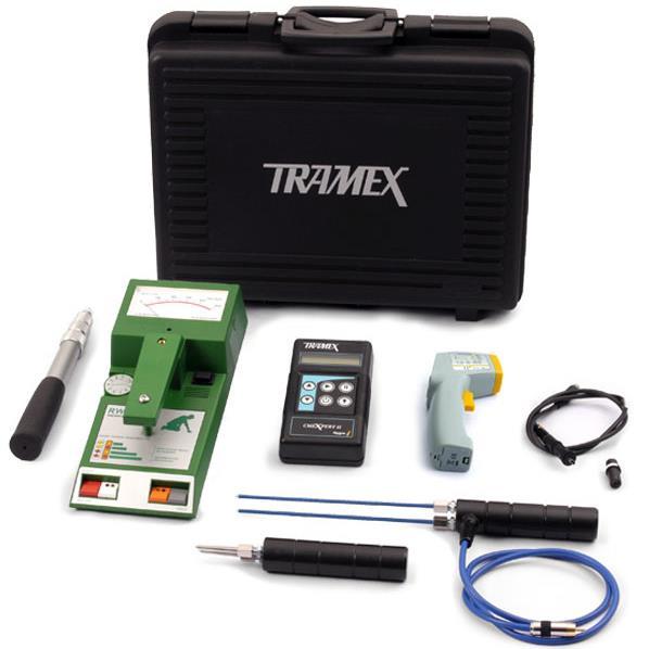 Tramex RIK5.1 Fuktmätarkit nr 8 – För tak