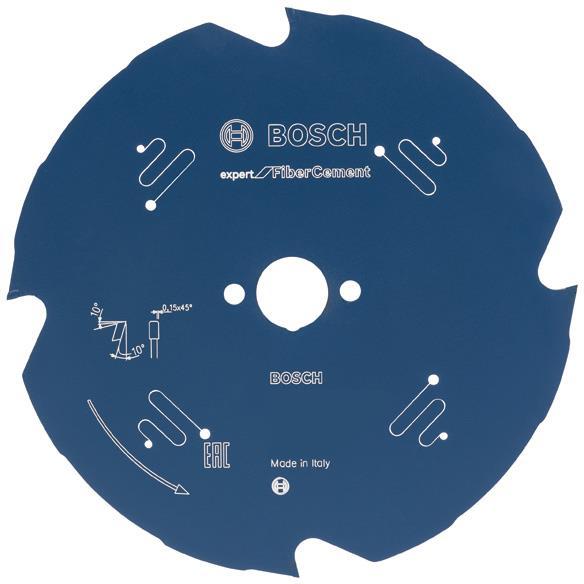 Bosch 2608644123 Expert for Fiber Cement Sågklinga 4T