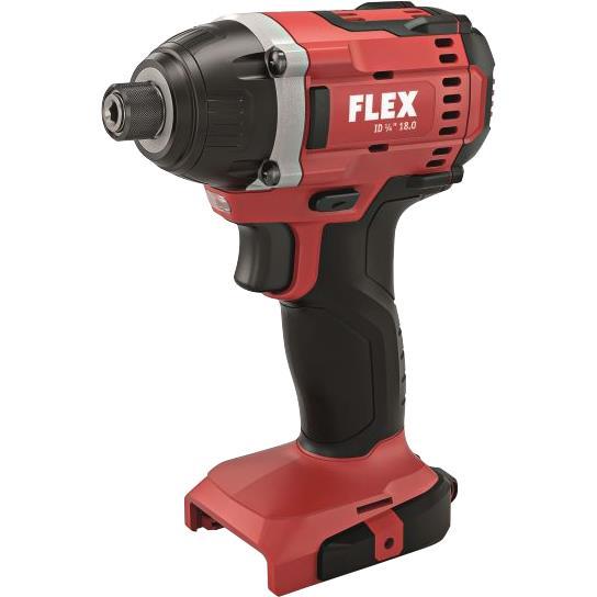 Flex ID 1/4 180 Slagskruvdragare utan batterier och laddare