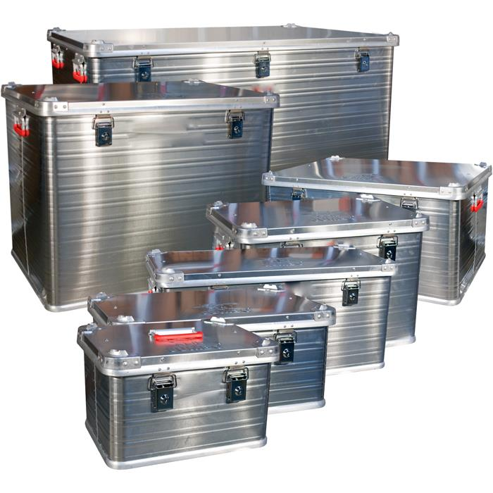 Laggo 10-157 Aluminiumbox 157 liter