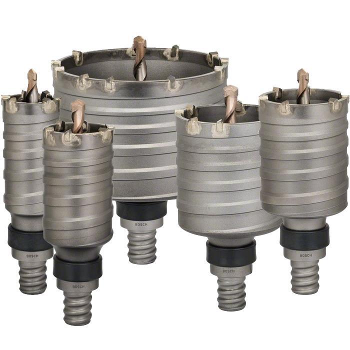 Bosch Core Cutter SDS-Max Borrkrona 2-delad 55x80x109mm
