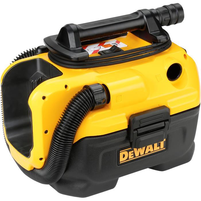 Dewalt Dcv582 Støvsuger Uten Batterier Og Lader