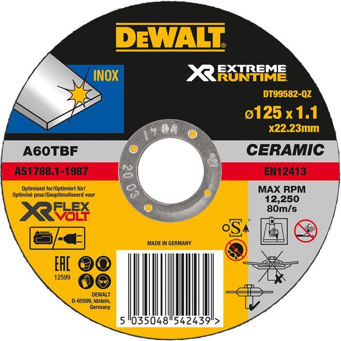 Dewalt DT99582 Extreme Kapskiva