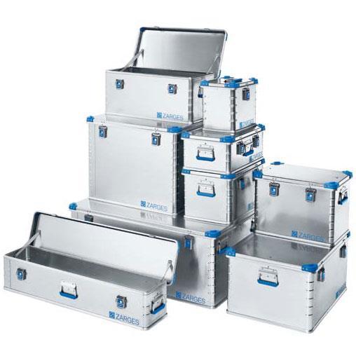 Zarges Eurobox Aluminiumbox 239 liter