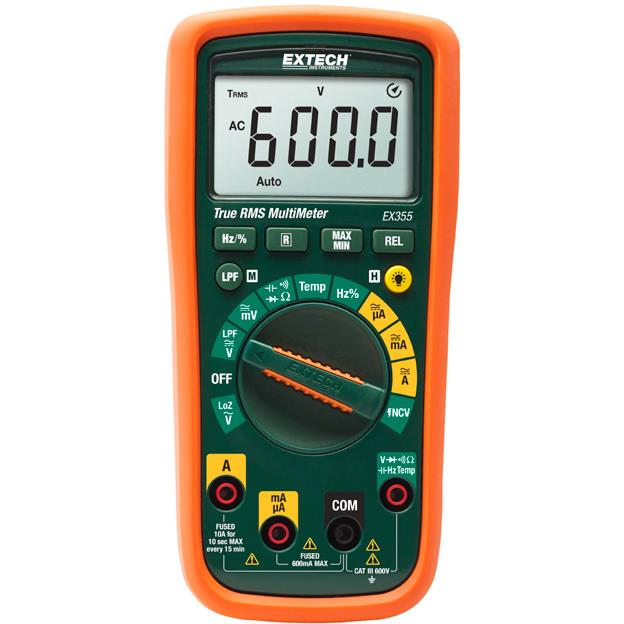 Extech EX355 Multimeter
