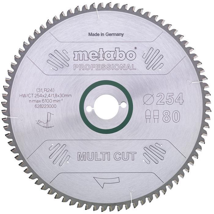 Metabo 628083000 Sågklinga