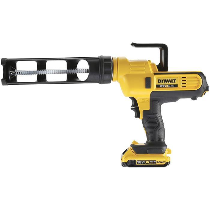 Dewalt DCE560D1 Fogpistol med 20Ah batteri och laddare
