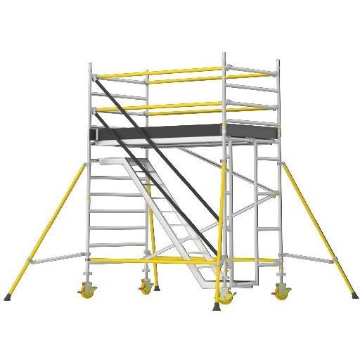 Wibe ST 1400 Trappställning 22 meter