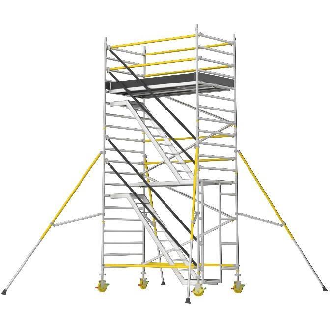 Wibe ST 1400 Trappställning 42 meter
