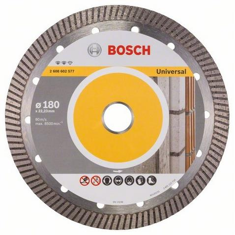 Bosch Expert for Universal Turbo Diamantkapskiva 180x2223mm