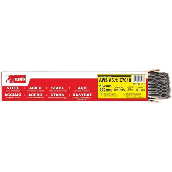 Telwin 802765 Svetselektrod 137-pack