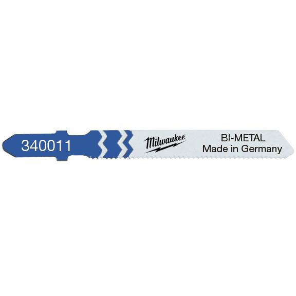 Milwaukee T118AF Sticksågsblad 5-pack