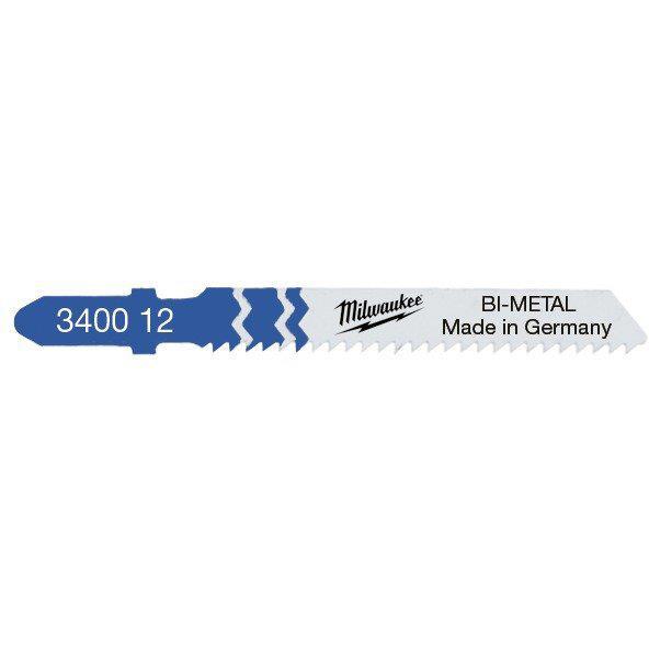 Milwaukee T118BF Sticksågsblad 5-pack