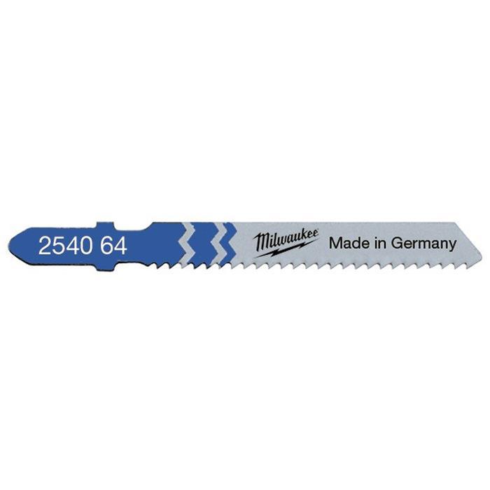 Milwaukee T118B Sticksågsblad 5-pack