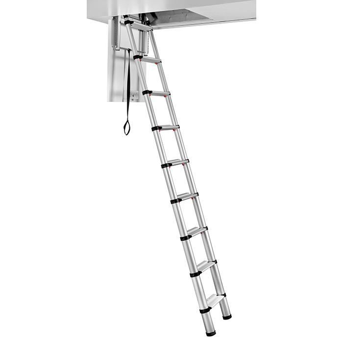 Telesteps Loft Line Mini Vindstege 9 steg