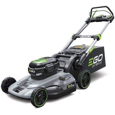 EGO LM2122E-SP Gräsklippare 52cm med 75Ah batteri och laddare