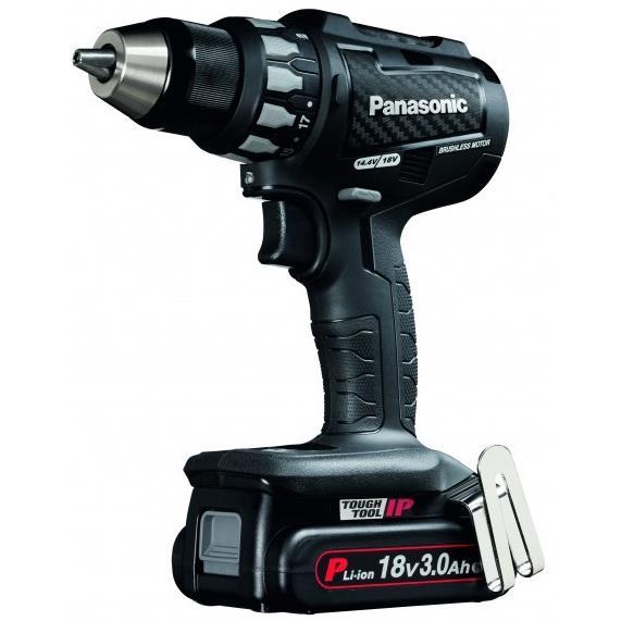 Panasonic EY74A2PN2G32 Borrskruvdragare med 30Ah batterier och laddare