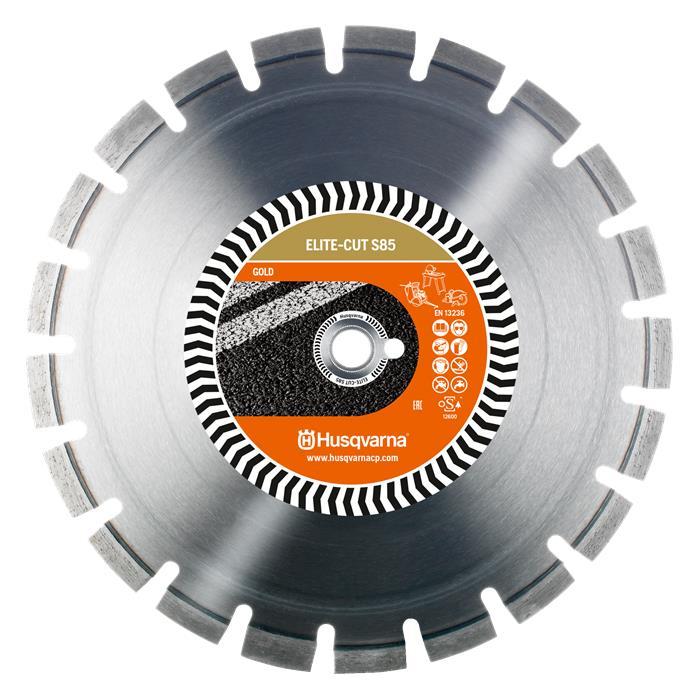 Husqvarna 579812010 ELITE-CUT S85 Diamantklinga 300×254 mm