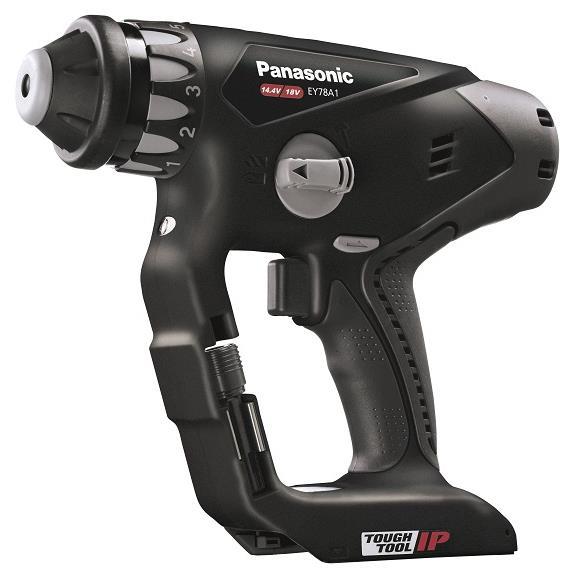 Panasonic EY78A1X Borrhammare utan batterier och laddare