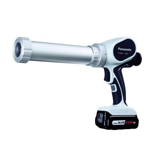 Panasonic EY3640LS1S32 Fogpistol med 42Ah batteri och laddare