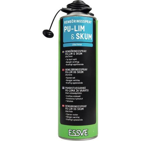 ESSVE Spray Skumrengöring transparent 500ml