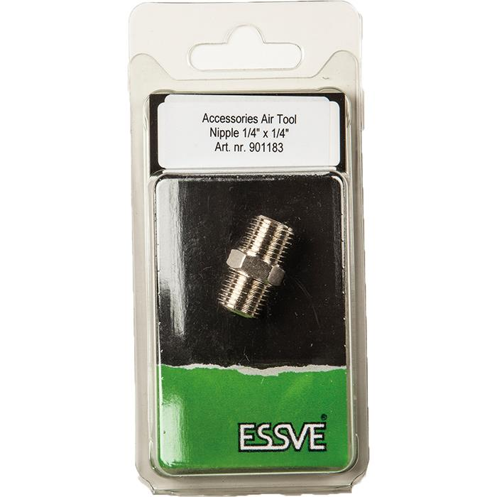 ESSVE 901183 Nippel 1/4-1/4