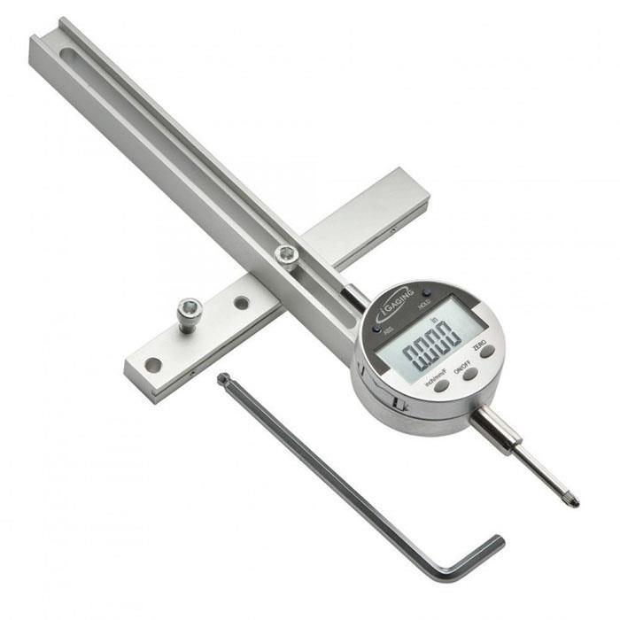 iGaging 35-0928 Indikatorklocka med hållare för spår