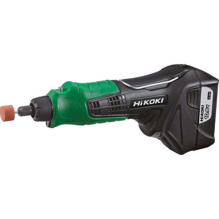 HiKOKI GP10DL Rakslip med 15Ah batteri och laddare