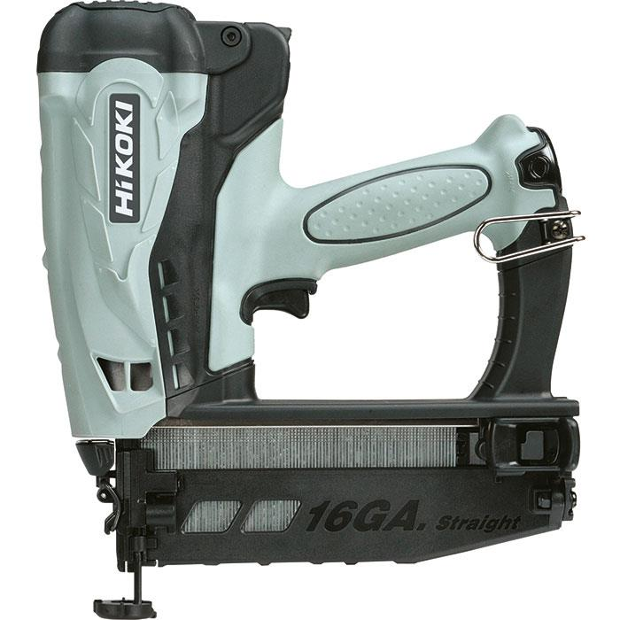 HiKOKI NT65GS Spikverktyg med 15Ah batteri och laddare